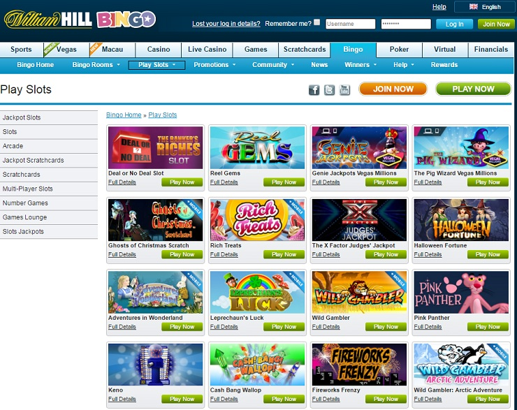 williamhill_bingo_games